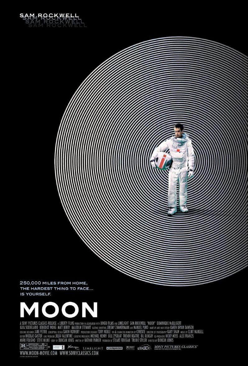 <strong><em>Moon</em></strong> Poster