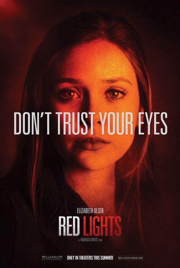 <strong><em>Red Lights</em></strong> Elizabeth Olsen Character Poster