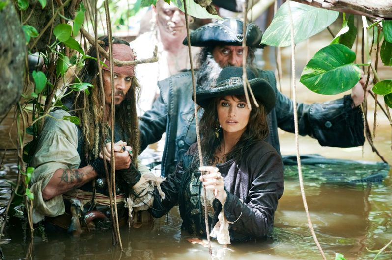 Visual effects specialists Aaron McBride and Ben Snow discuss <strong><em>Pirates of the Caribbean: On Stranger Tides</em></strong>