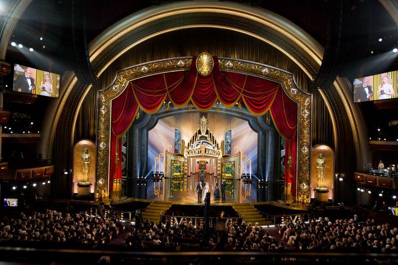 2012 Academy Awards Telecast photo 5