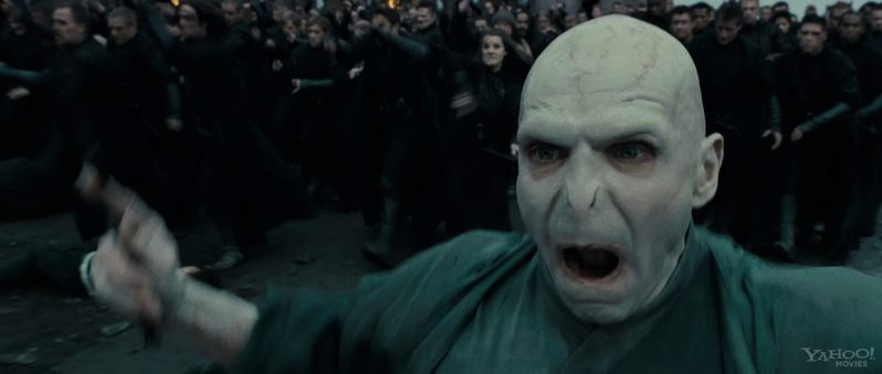 Harry Potter and the Deathly Hallow Trailer Still #4