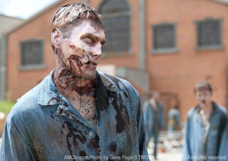 THe Walking Dead Season 3 Walker #2
