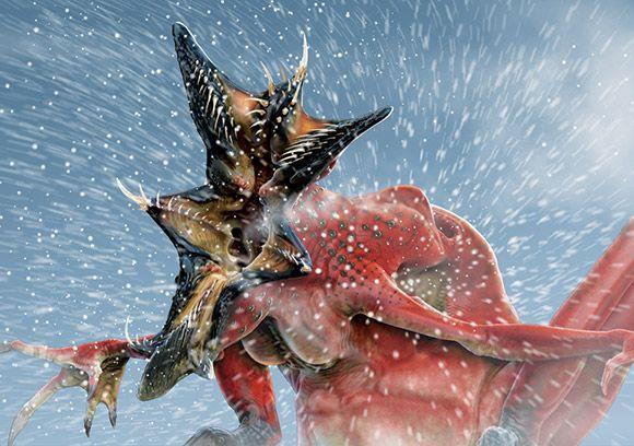 <strong><em>Star Trek</em></strong> Snow-Planet Monster #2