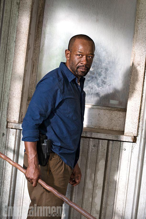 Teh Walking Dead Season 7 photo Morgan Kingdom