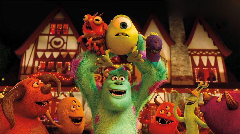 <strong><em>Monsters University</em></strong> Photo #1