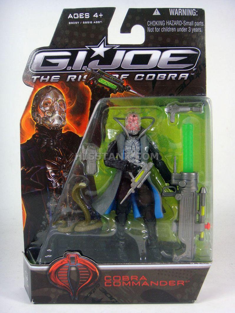 G.I. Joe's Cobra Commander Action Figure