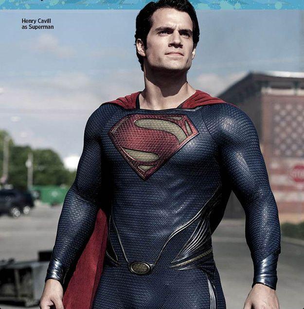 <strong><em>Man of Steel</em></strong> Photo #1