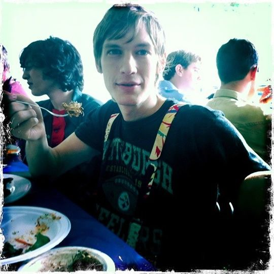 <strong><em>The Perks of Being a Wallflower</em></strong> Set Photo #3