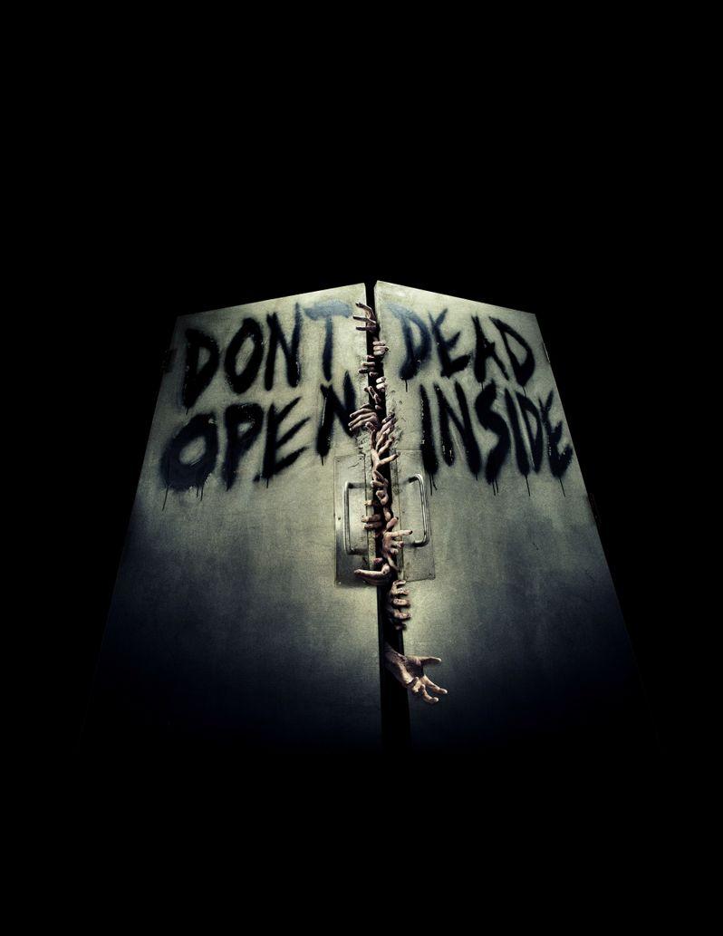 <strong><em>The Walking Dead</em></strong>: Universal Studios Halloween Horror Nights 2012 Promo Art