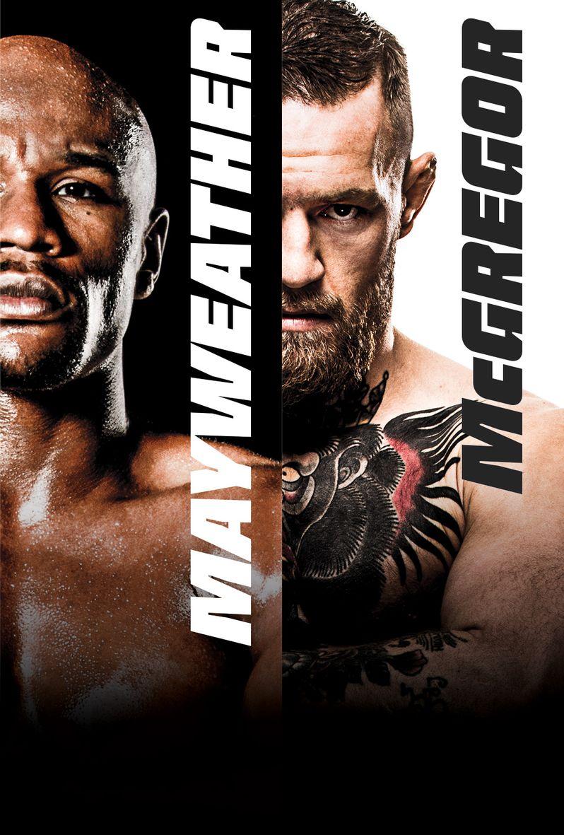 <strong><em>Mayweather Vs. McGregor</em></strong> Poster