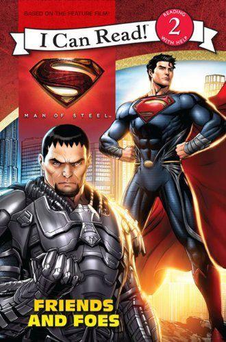 <strong><em>Man of Steel</em></strong> Book Art 4