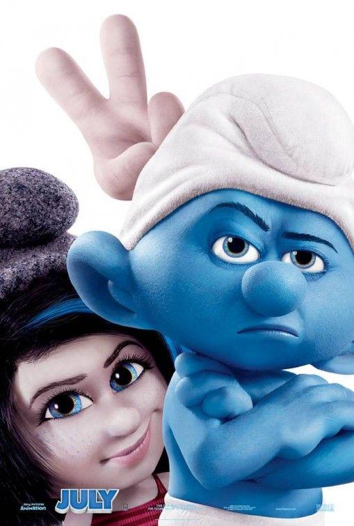<strong><em>The Smurfs 2</em></strong> Poster #1