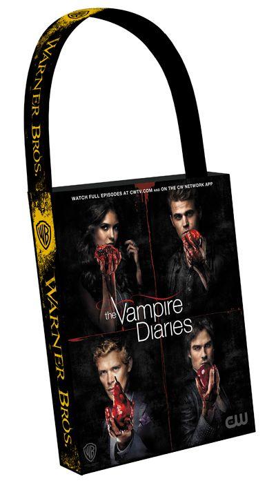 Vampire Diaries Bag
