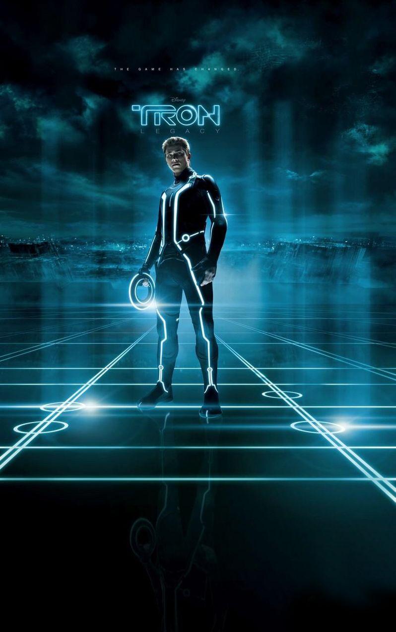 <strong><em>Tron: Legacy</em></strong> Garrett Hedlund Poster