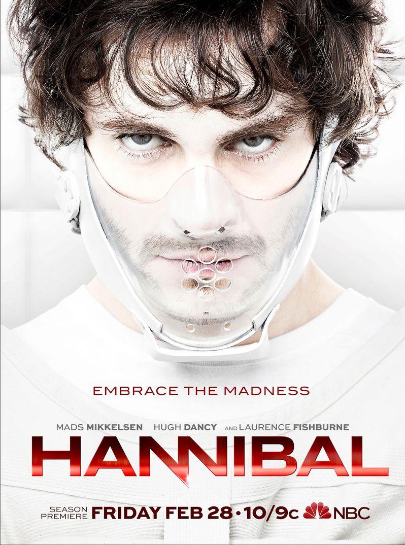 <strong><em>Hannibal</em></strong> Season 2 Poster