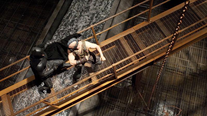 Bane Vs. Batman: Anatomy Of A Fight Gallery photo 1