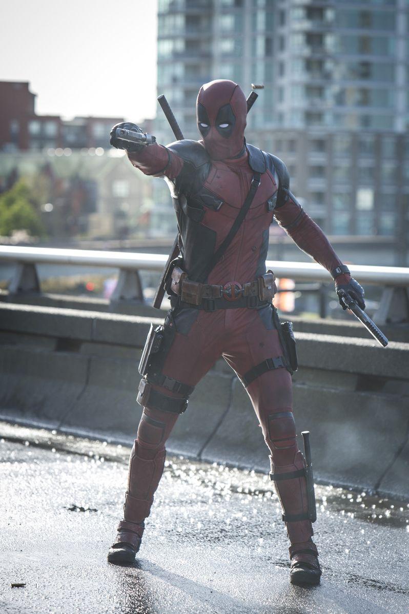 <strong><em>Deadpool</em></strong> Photo 3