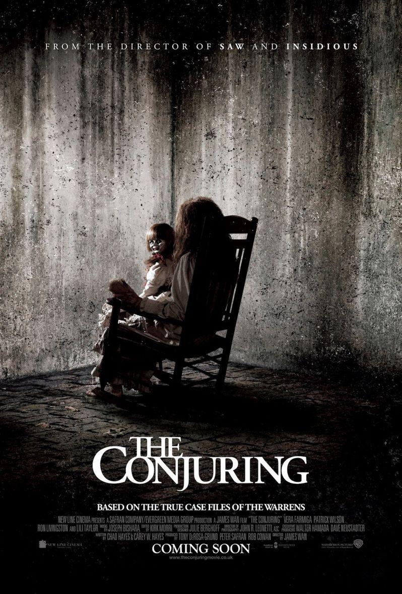 <strong><em>The Conjuring</em></strong> International Poster