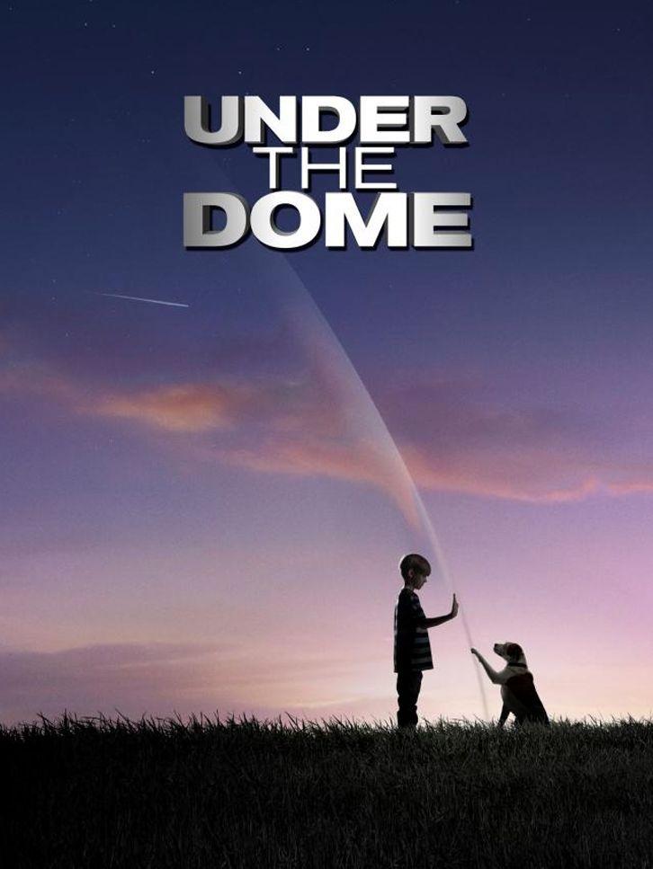 <strong><em>Under the Dome</em></strong> Promo Art