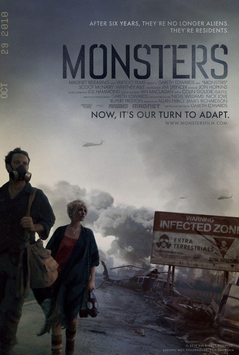 <strong><em>Monsters</em></strong> Poster #3