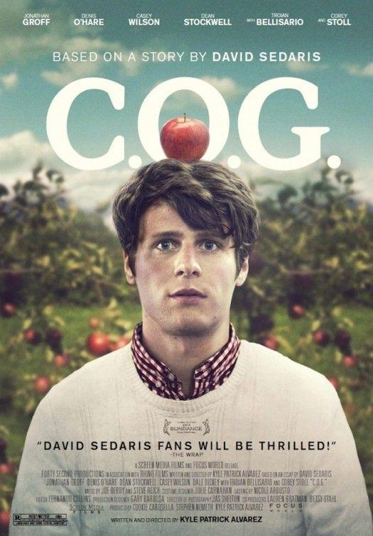 <strong><em>C.O.G.</em></strong> Poster