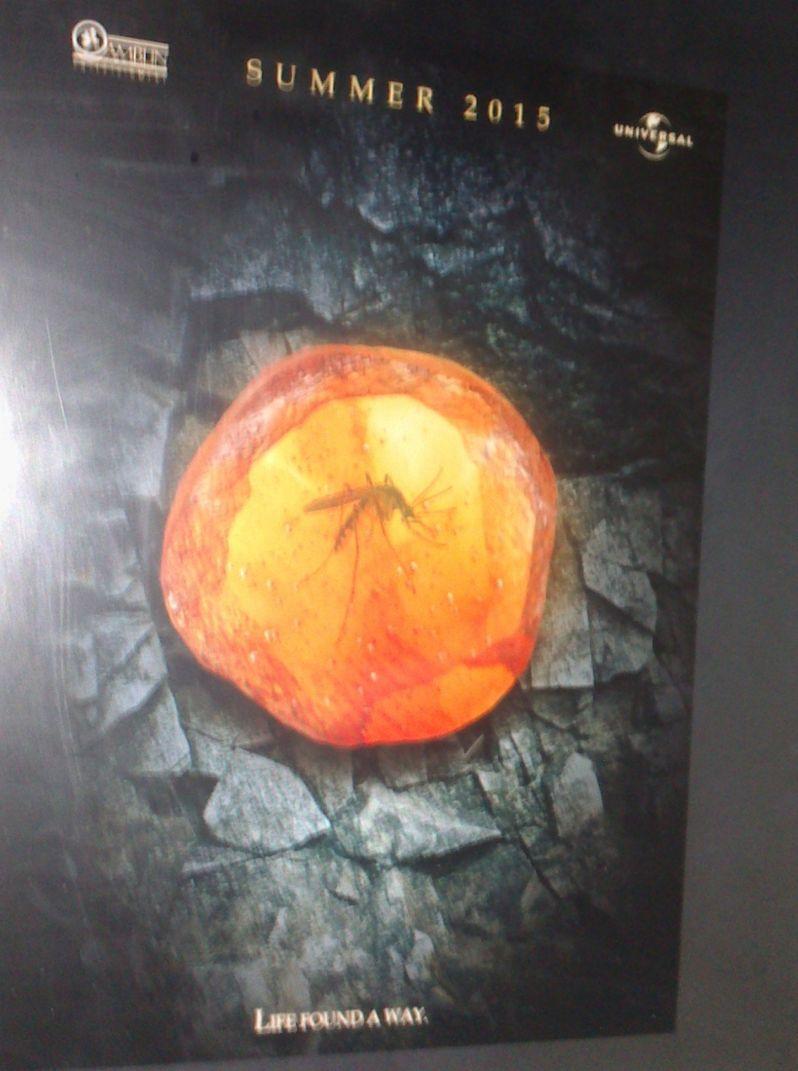 Jurassic Park VI Teaser Poster