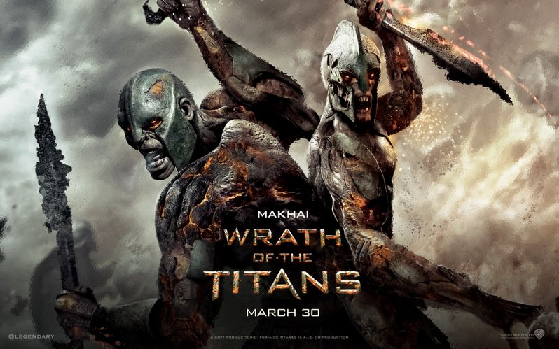 Clash of the Titans Makhai