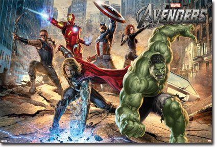 The Avengers Poster #3