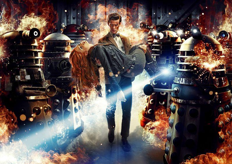 <strong><em>Doctor Who</em></strong> Season 7 Photo