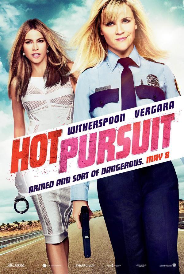 <strong><em>Hot Pursuit</em></strong> Poster