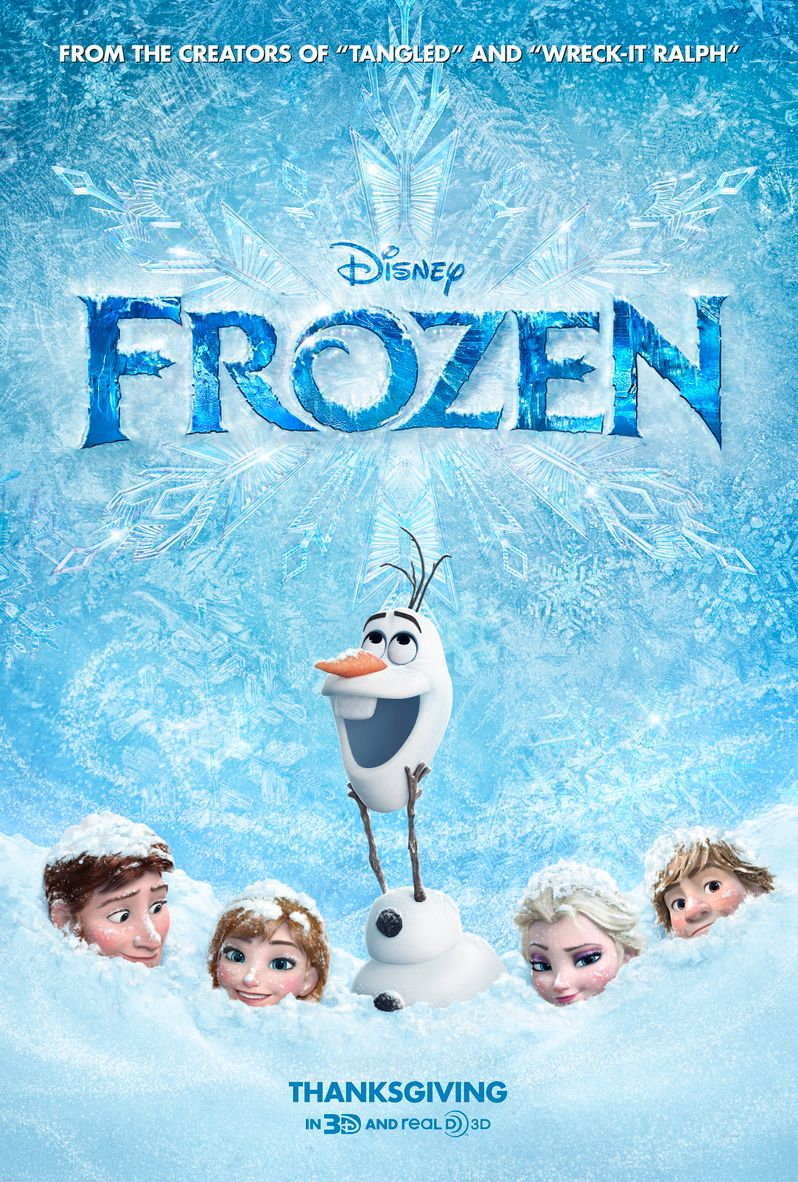 <strong><em>Frozen</em></strong> Poster