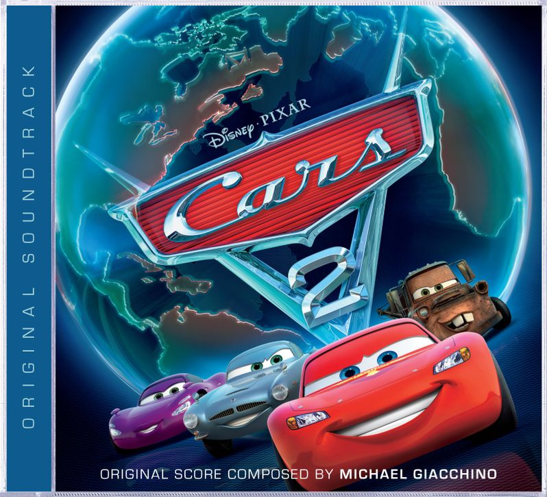 Michael Giacchino will provide the score for <strong><em>Cars 2</em></strong>