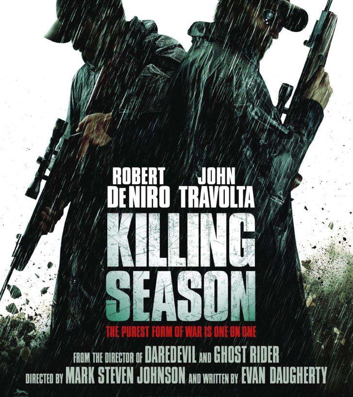 Robert De Niro will star in <strong><em>Killing Season</em></strong> alongside John Travolta