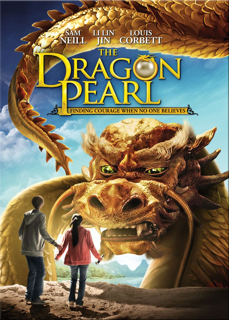 <strong><em>The Dragon Pearl</em></strong> Poster