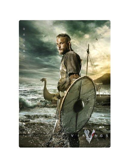 <strong><em>Vikings</em></strong> lenticular trading cards 2