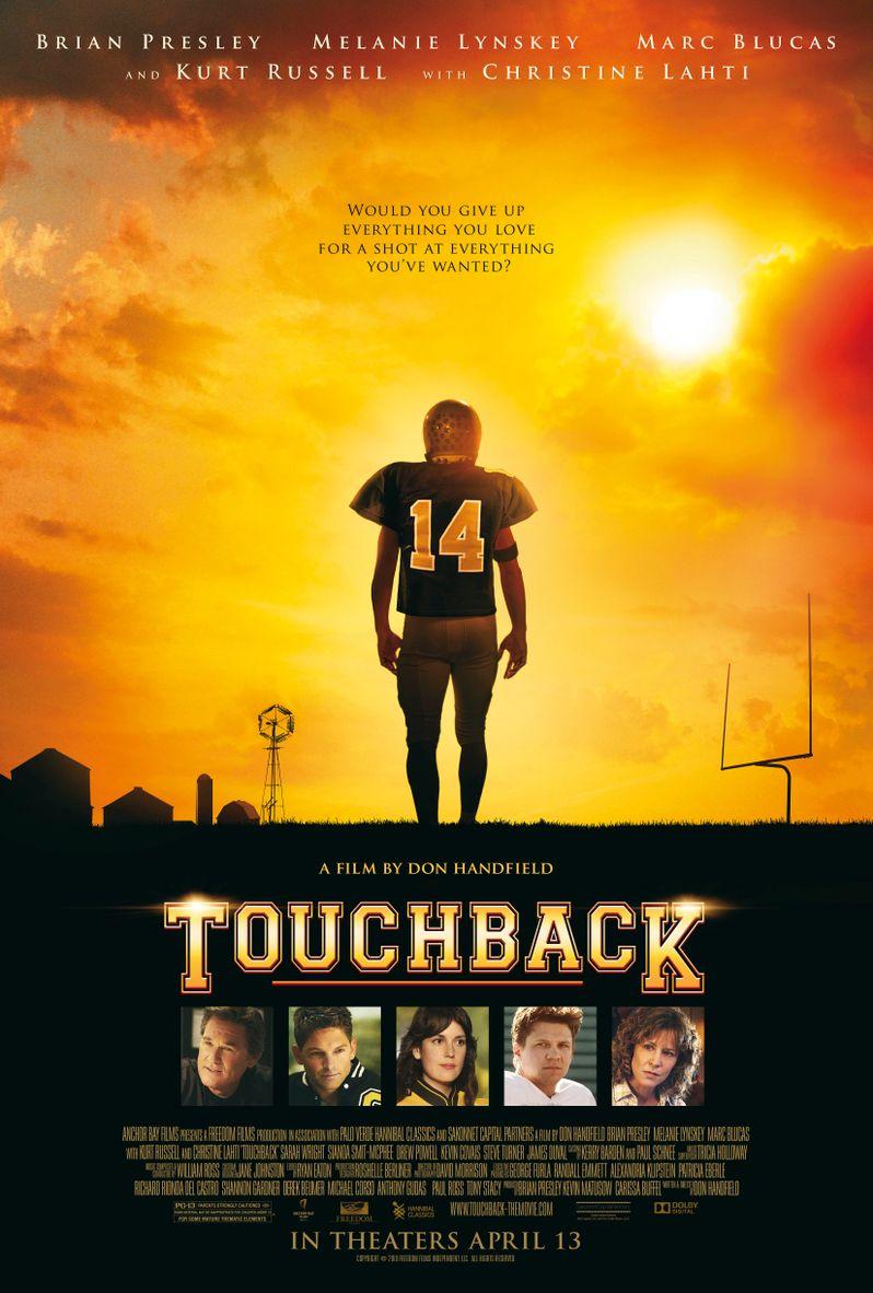 <strong><em>Touchback</em></strong> Poster