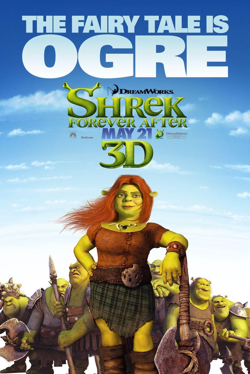 <strong><em>Shrek Forever After</em></strong> Fiona