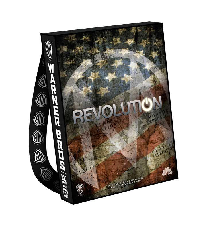 Revolution Comic-Con 2013 Bag Photo 1