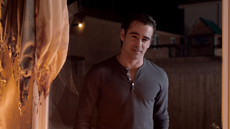 Colin Farrell in <strong><em>Fright Night</em></strong>