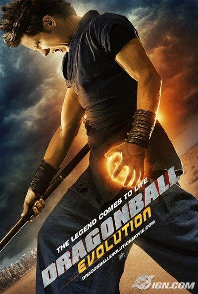 <strong><em>Dragonball Evolution</em></strong> Poster #2