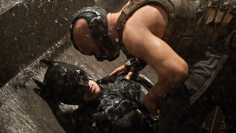 Bane Vs. Batman: Anatomy of A Fight Photo 4