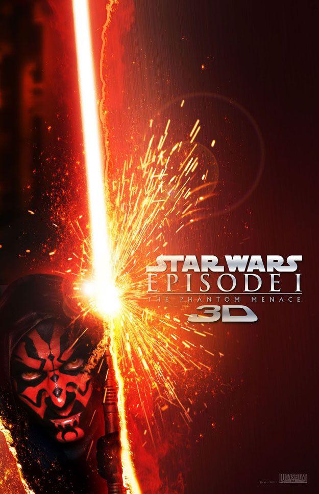 <strong><em>Star Wars: Episode I - The Phantom Menace</em></strong> Poster #4