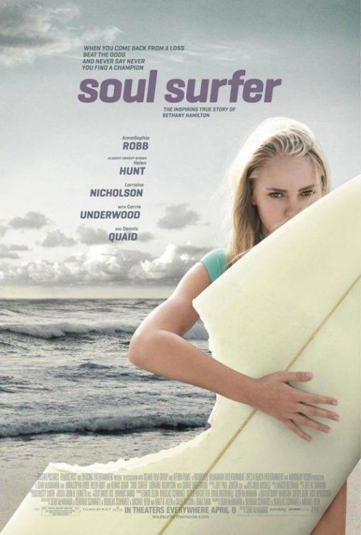 <strong><em>Soul Surfer</em></strong> Poster