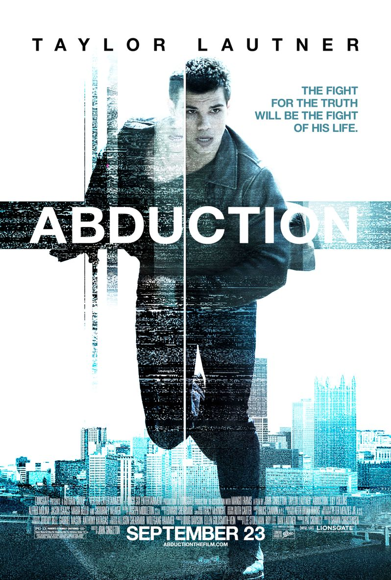 <strong><em>Abduction</em></strong> Poster #3