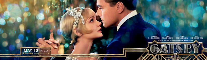 <strong><em>The Great Gatsby</em></strong> Banner 1