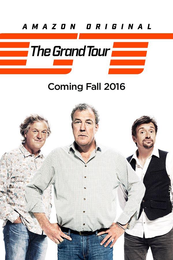 <strong><em>The Grand Tour</em></strong> - Season 1 photo 1