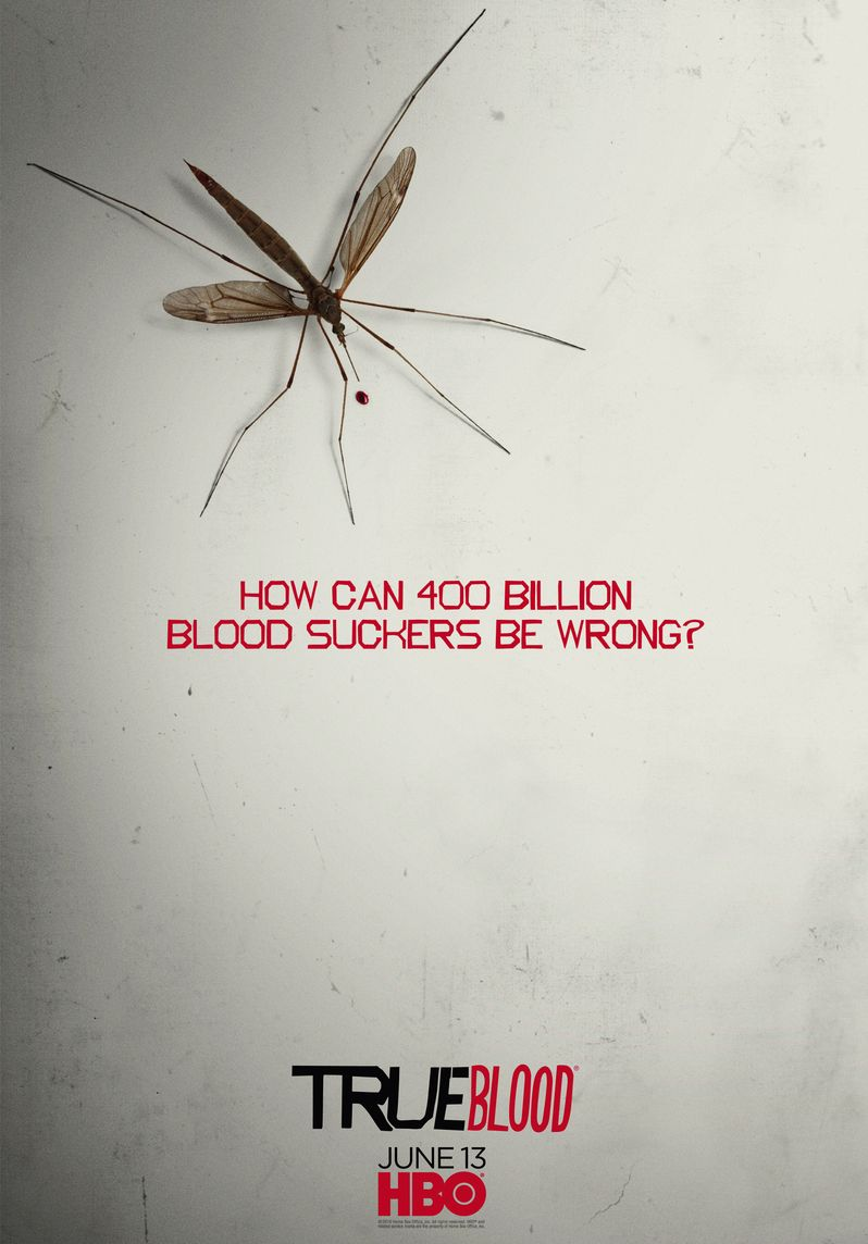 <strong><em>True Blood</em></strong> Season 3 Teaser Poster #14