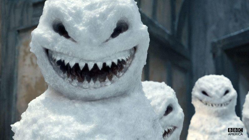 <strong><em>Doctor Who</em></strong> Christmas Special Photo