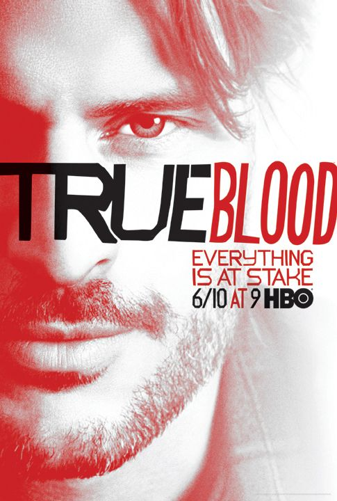 <strong><em>True Blood</em></strong> Season 5 Character Poster #1