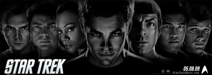 <strong><em>Star Trek</em></strong> Character Banner